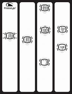 Freestyle Watch 817 User Guide