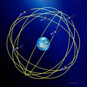 Galileo Navigation Empfänger : galileo navigation satellite network photograph by detlev ~ Jslefanu.com Haus und Dekorationen
