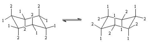 conformation chaise les eléments d 39 analyse conformationnelle chimie générale