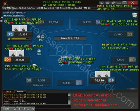 Ignition Hud  Heads Up Display, Tracking & Other Poker