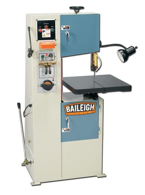 vertical band  bsv  baileigh industrial