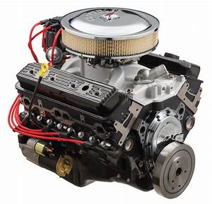 Sp350  357 Deluxe Crate Engine  Gm Performance Motor