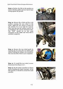 Quick Visual Guide To Basic Brompton Maintenance