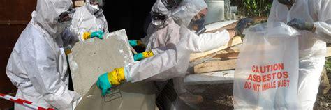 asbestos removal  surveying  alderson son