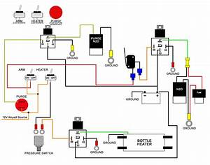 Cat Starter Relay Wiring Diagram