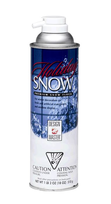 design master holiday snow premium snow flock oz