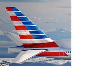 American Airlines Tail Logo