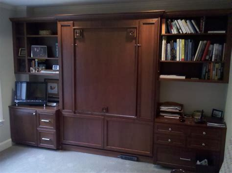 murphy bed office desk combo murphy bed desk home office traditional with home office