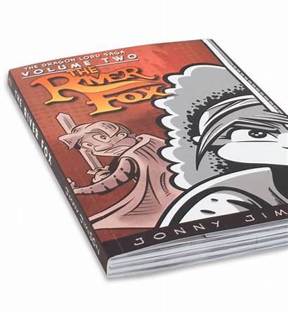 Graphic Novel Printing Printninja Publishing Self