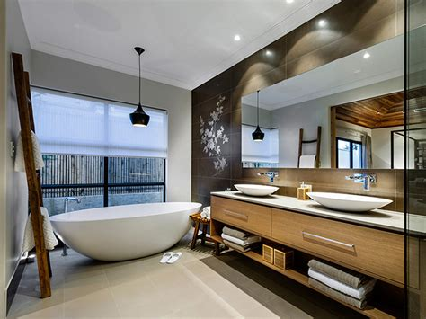 Wonderful Contemporary Bathroom — Awesome Homes Small