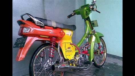 Gambar Motor Grand Astrea Ceper by Top Modifikasi Motor Astrea Legenda Drag Terbaru