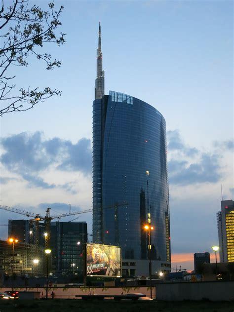 Unicredit Sede Unicredit Tower