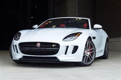 2016 Jaguar F-type R Awd
