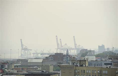 Track air pollution now to help plan your day and make healthier lifestyle decisions. Air quality advisory issued for Metro Vancouver and other parts of B.C.   Vancouver Sun