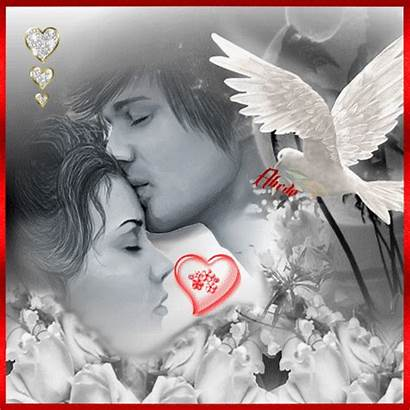 Amoureux Romantique Couple Romantisme Amour Eternel Mon