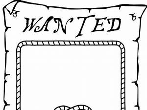 pirate wanted poster template by darkwaterarts teaching With wanted pirate poster template