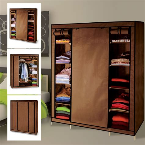 id馥 rangement cuisine armoire de rangement chocolat dressing penderie tissu meubles