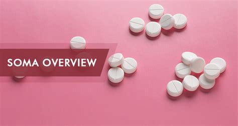 Soma (Carisoprodol) Medication: Use, MOA, Abuse, And Addiction