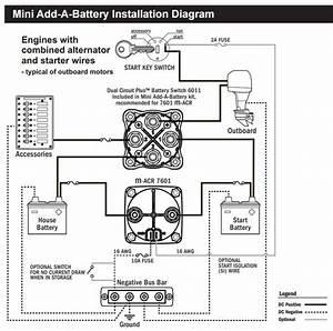 Solenoid Add A Battery Mini