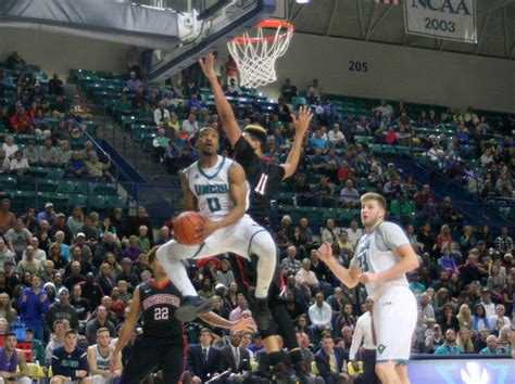 uncw basketball starts conference play lumina news