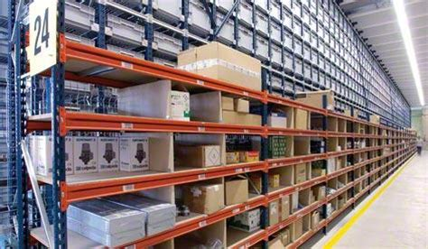 wide span shelving wide span storage racks interlake