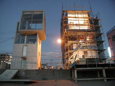 4x4 house construida em 2003 architeto tadao ando tarumi ku hyogo japan 2000 2014