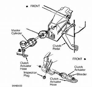 chevy clutch slave cylinder replacement imageresizertoolcom With ford f 150 clutch safety switch further 1987 ford f 150 vacuum diagram