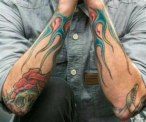Chester Bennington ( Tattoos )  Tatts I Heart Pinterest