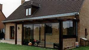 Prix Veranda Alu : photos des r alisations de verandas j l en bois ~ Melissatoandfro.com Idées de Décoration