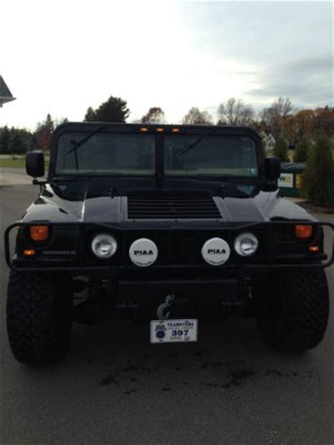 awesome auto hummer find used 1996 h1 hummer awesome in excellent shape in