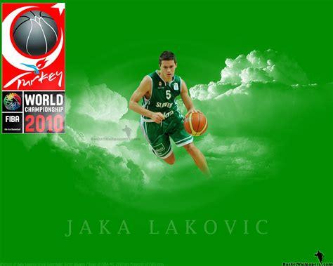 Jaka Lakovic FIBA World Championship 2010 Wallpaper ...