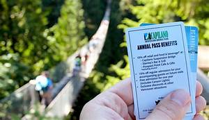Capilano Suspension Bridge Canyon Lights Tickets Summer Lives On For Bc Residents At Capilano Suspension