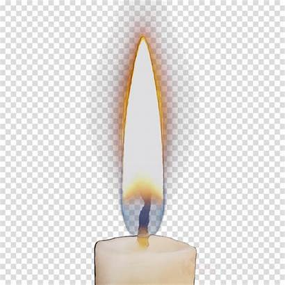 Fire Candle Transparent Flame Wax Clipart Holder