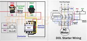Auto Transformer Starter Wiring Diagram