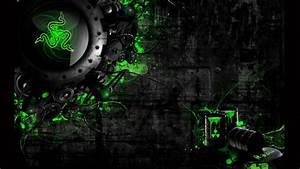 1 Razer Neon Green HD Wallpapers | Backgrounds - Wallpaper ...