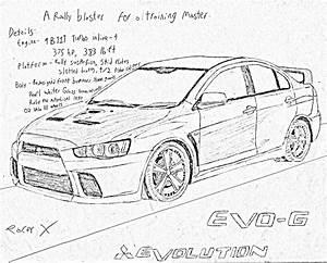 Lancer Evo Rally Parts