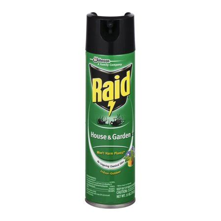 Raid House And Garden by Raid House Garden Bug 11 Oz Walmart