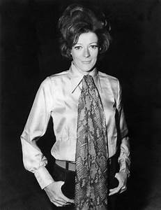 Maggie Smith young - Rare photos of Lady In The Van star ...