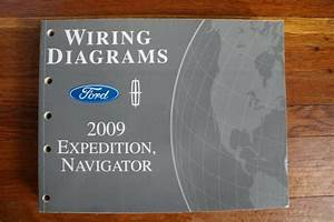 2009 Ford Expedition Mercury Navigator Wiring Diagram Electrical Manual