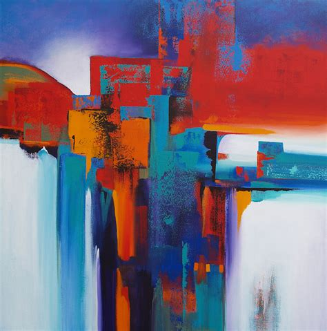 abstract artists international dissolve by nancy eckels abstract contemporary modern