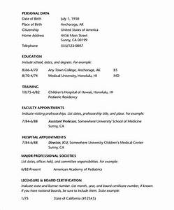 Simple Resume Formats Doctor Resume Template Pdf Resume Examples Cv Resume