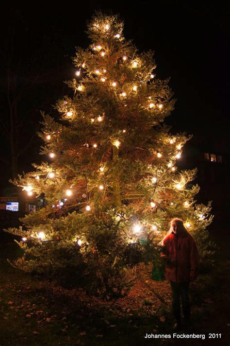 bildergalerie grafenwald weihnachtsbaum aufstellen der