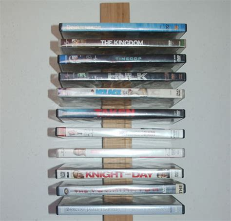 Cd Regal Diy by Creative Diy Cd And Dvd Storage Ideas Or Solutions Hative