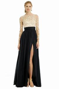patricia gown With dress for black tie wedding