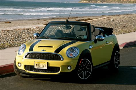 First Drive 2009 Mini Cooper S Convertible Photo Gallery