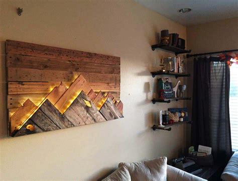Wooden Wall Art Decor Ideas-home Interior Design