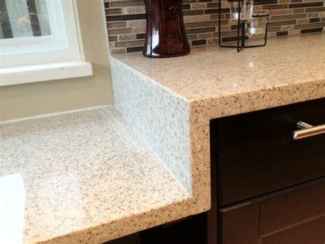 tiled kitchen backsplash beige speckled quartz contemporary kitchen vancouver 2781