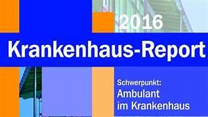 Ambulante Abrechnung Im Krankenhaus : krankenhaus report 2016 wildwuchs bei der ambulanten ~ Themetempest.com Abrechnung