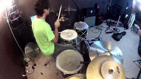 weston eriksen panic   disco  perspective drum cover youtube