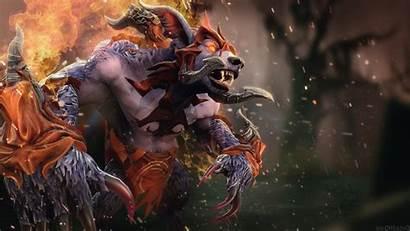 Dota Ursa Heroes Ancient Defense Valve Corporation
